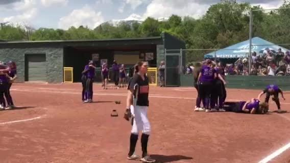Spanish Springs beat Douglas, 6-2, Saturday at Bishop Manogue for the Class 4A state softball title.