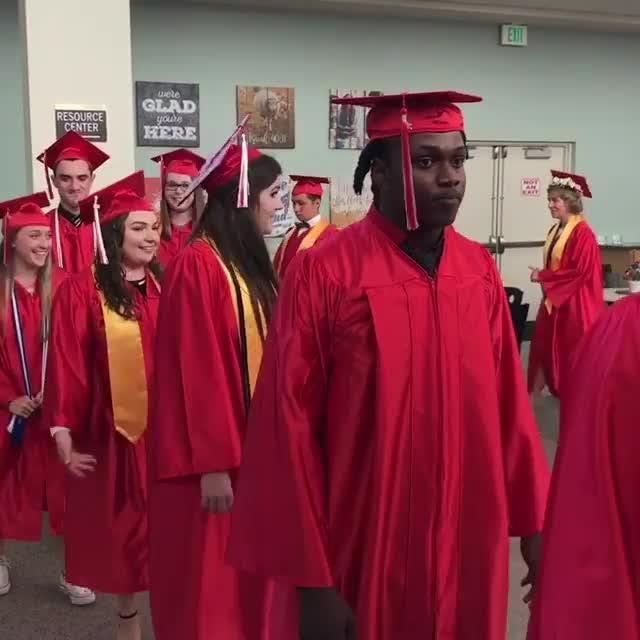 Short video clip showing Evangelical Christian High School's 2018 graduation ceremony.