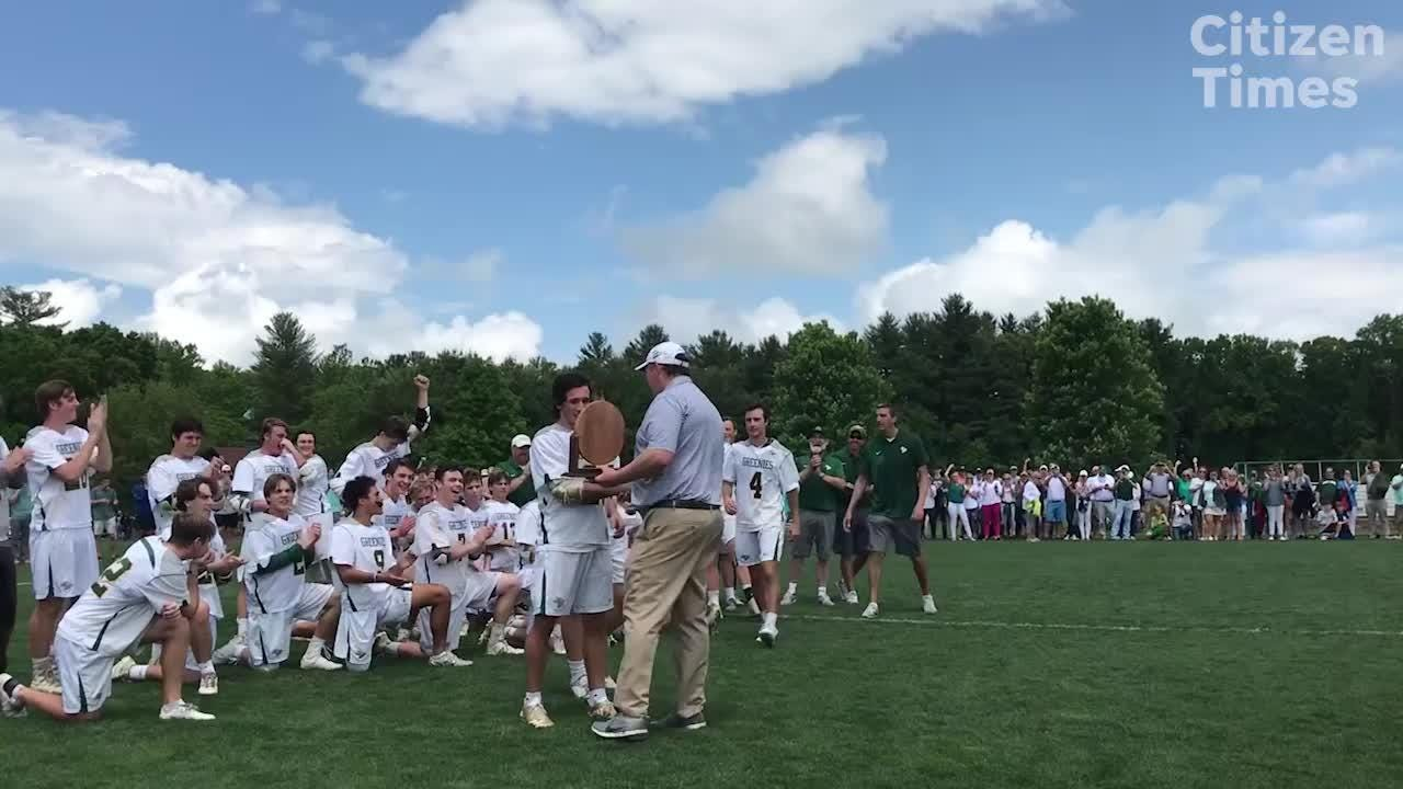 Christ School won their second-straight state title 18-9 against Providence Day May 19, 2018.