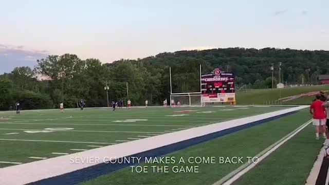 Boys soccer highlights: South-Doyle 3, Sevier County 2
