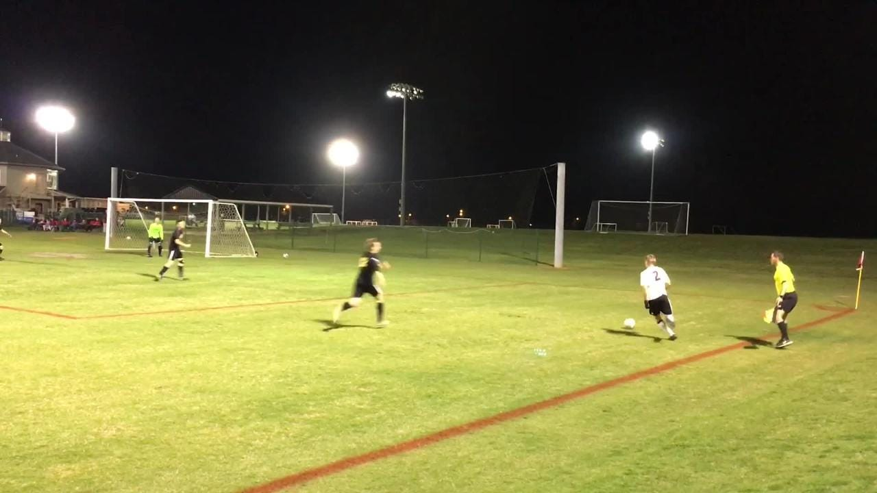 Soccer highlights: Lexington 5, Covington 0