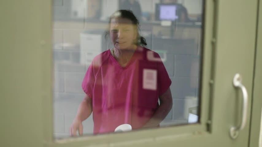 Drugs fuel rising number of women behind bars