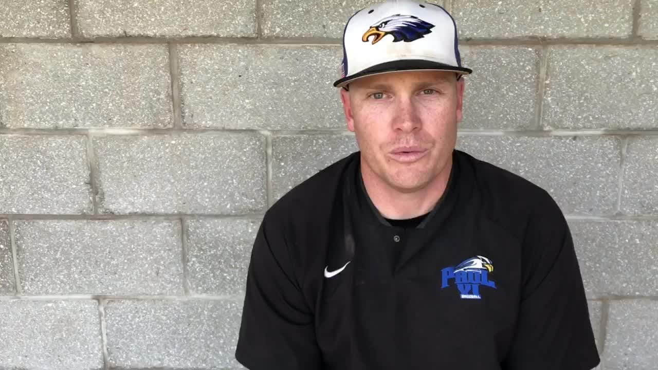 Paul VI pitcher Will Gambino has turned into a pro prospect