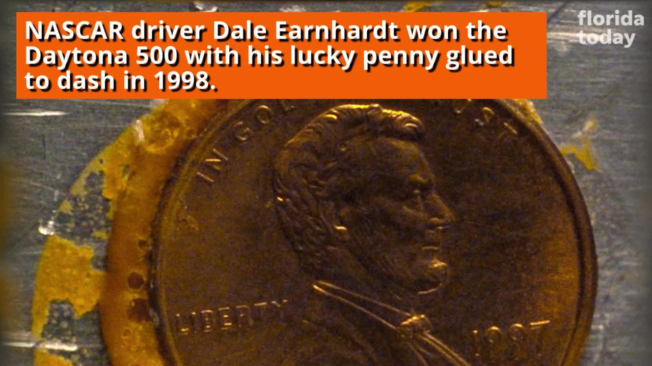 Do you have a lucky penny? May 23 is National Lucky Penny Day.