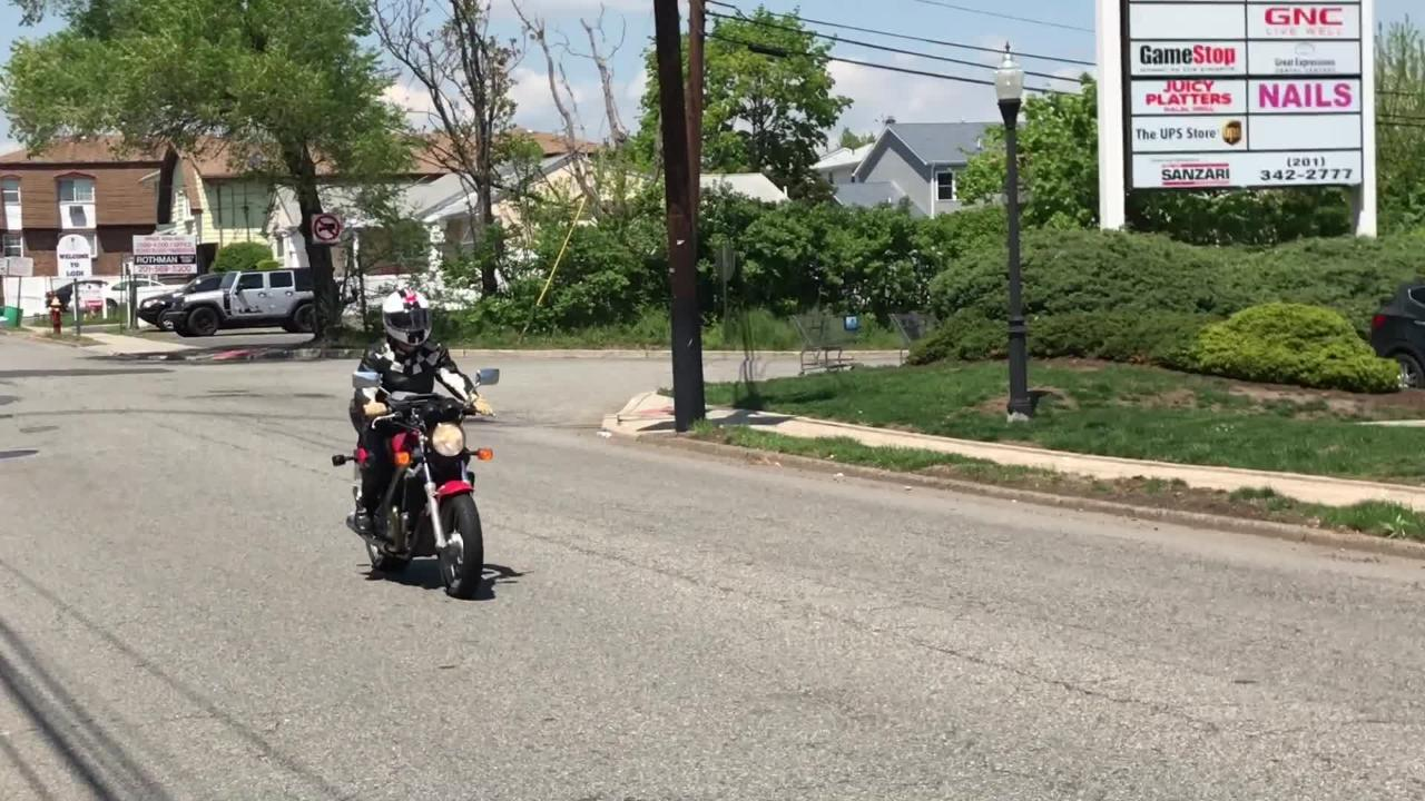 New Jersey Motorcycle Deaths Are Set To Spike This Summer