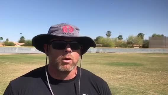 Arizona high school football is changing and it is starting in the spring