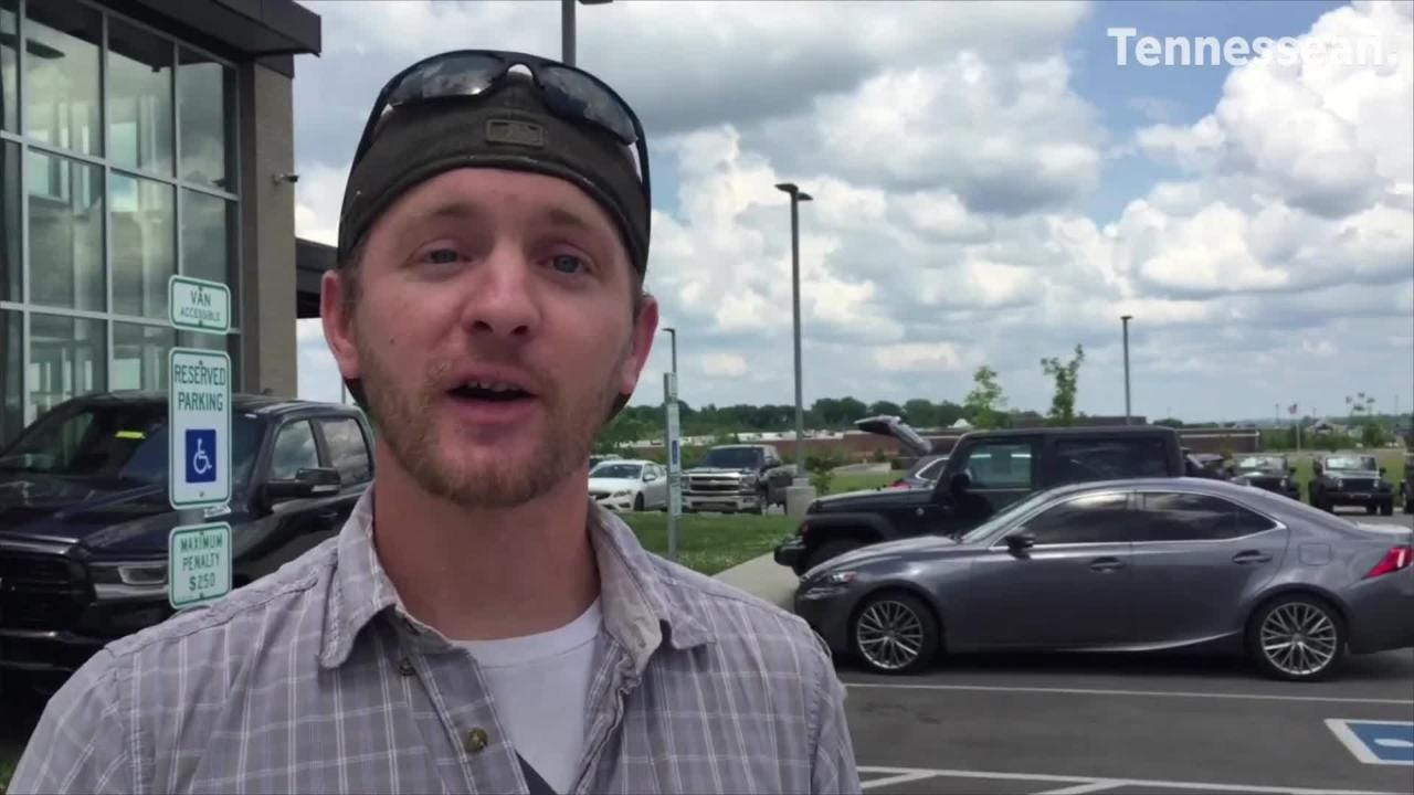 Goodlettsville Man Wins 60k Jeep Wrangler With Second Chance