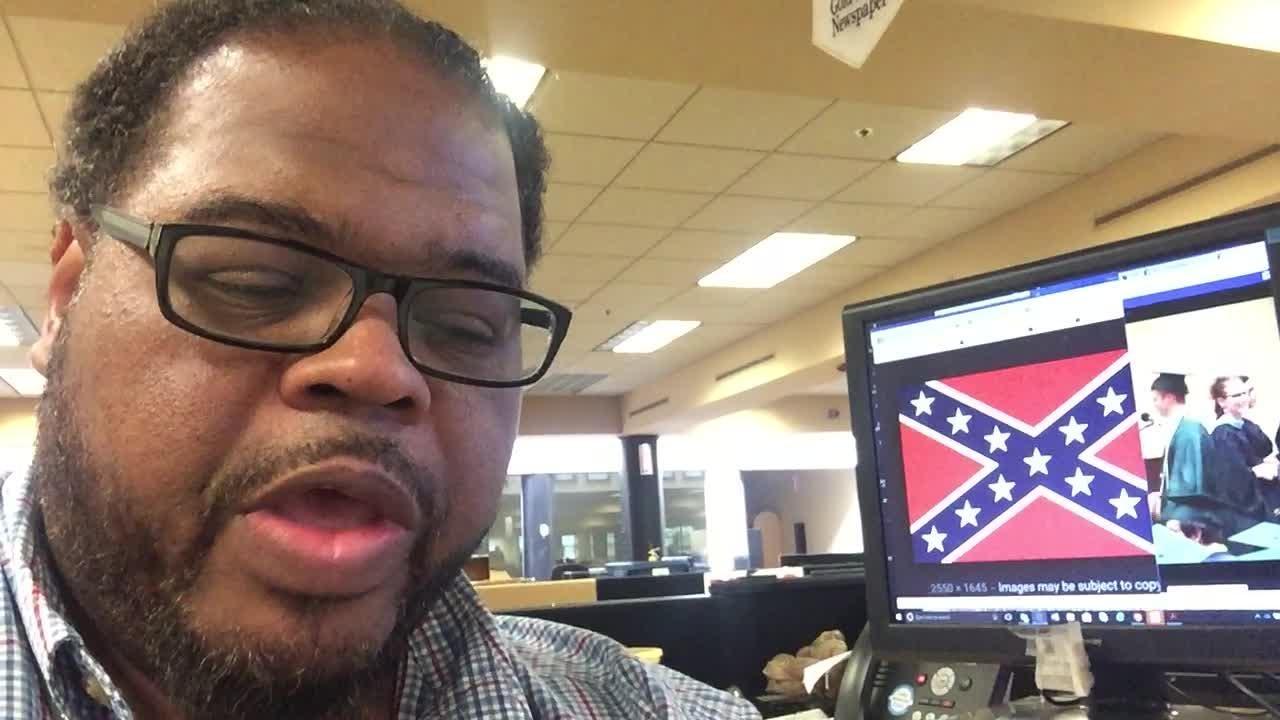Confederate flag display at Viera High stirs review