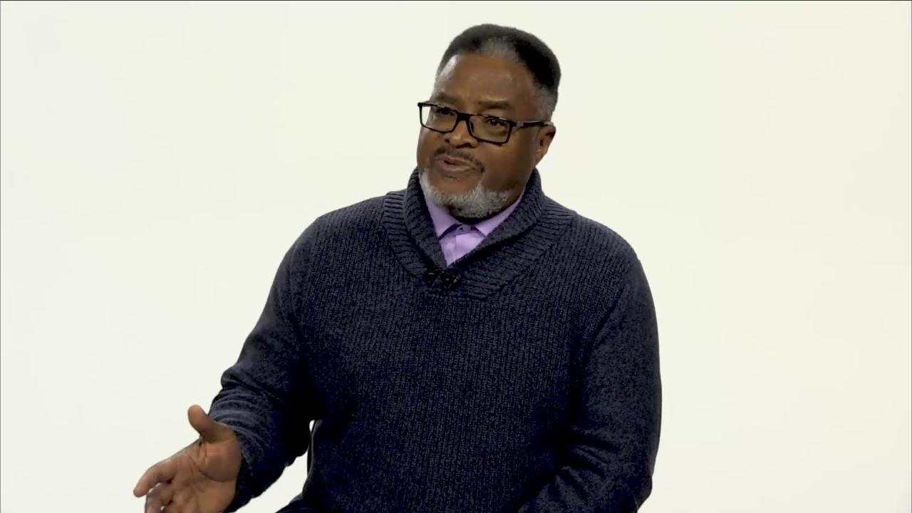 Radio personality and community activist Earl Ingram Jr. explains why people don't want to have a conversation about race.