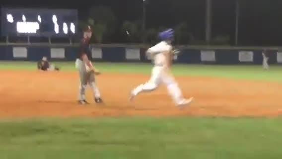 Video highlights from Barron Collier's 4-3 win over Dunedin in Tuesday's Class 6A regional baseball championship