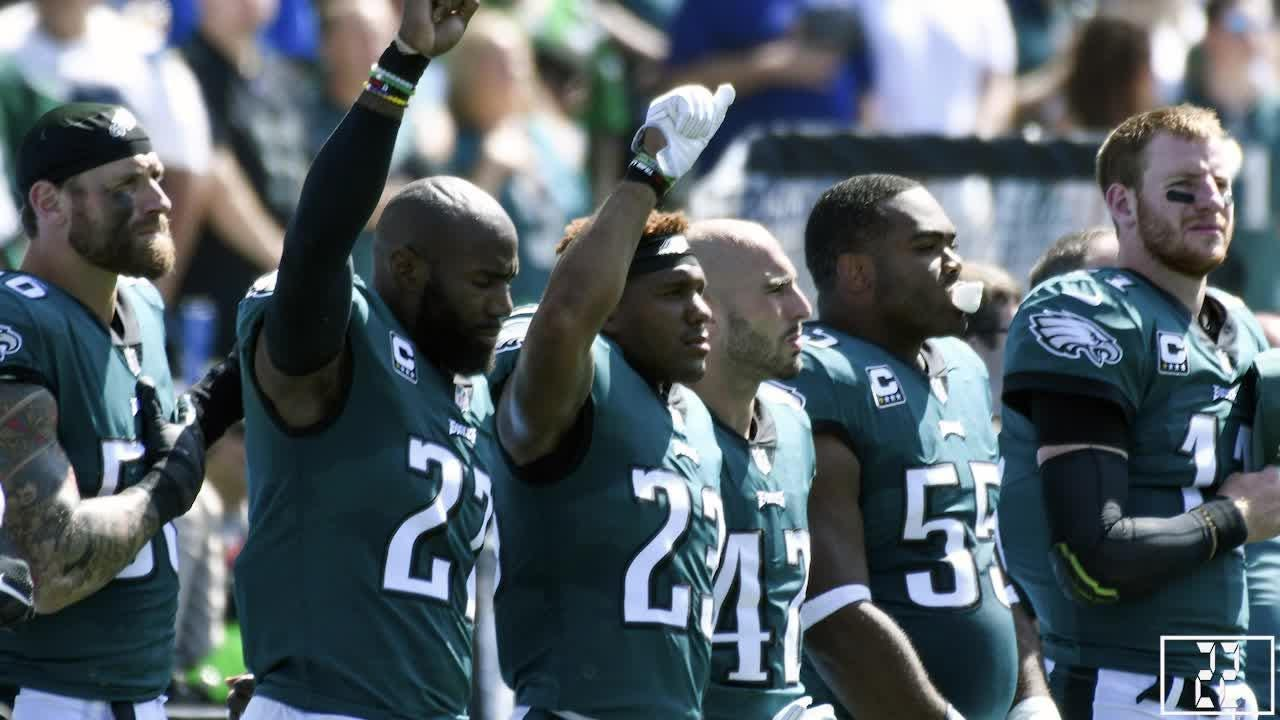 azcentral sports' Greg Moore reacts to the NFL's national anthem policy for 2018.