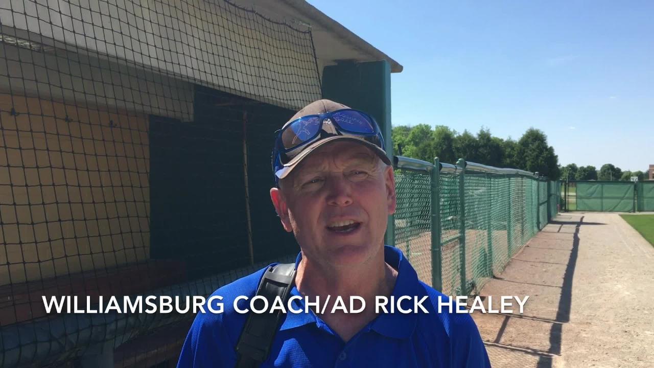 VIDEO Williamsburg softball makes regional final