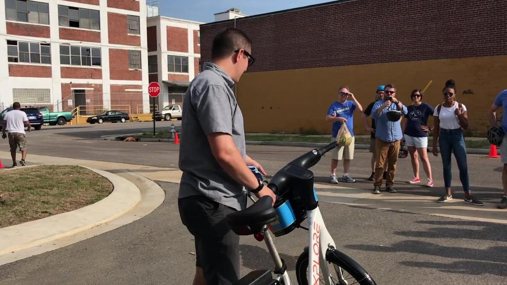 Explore Bike Share demo | The Commercial Appeal