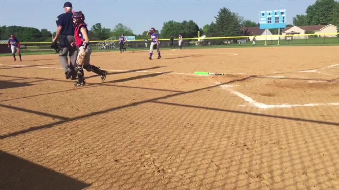 Spring Grove softball looking for repeat trip District 3 title game