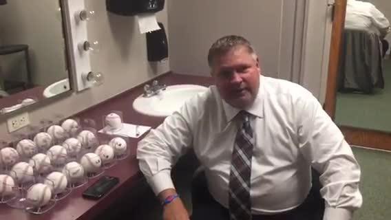 John Kruk shares big-league tales at Southwest Florida Sports Awards