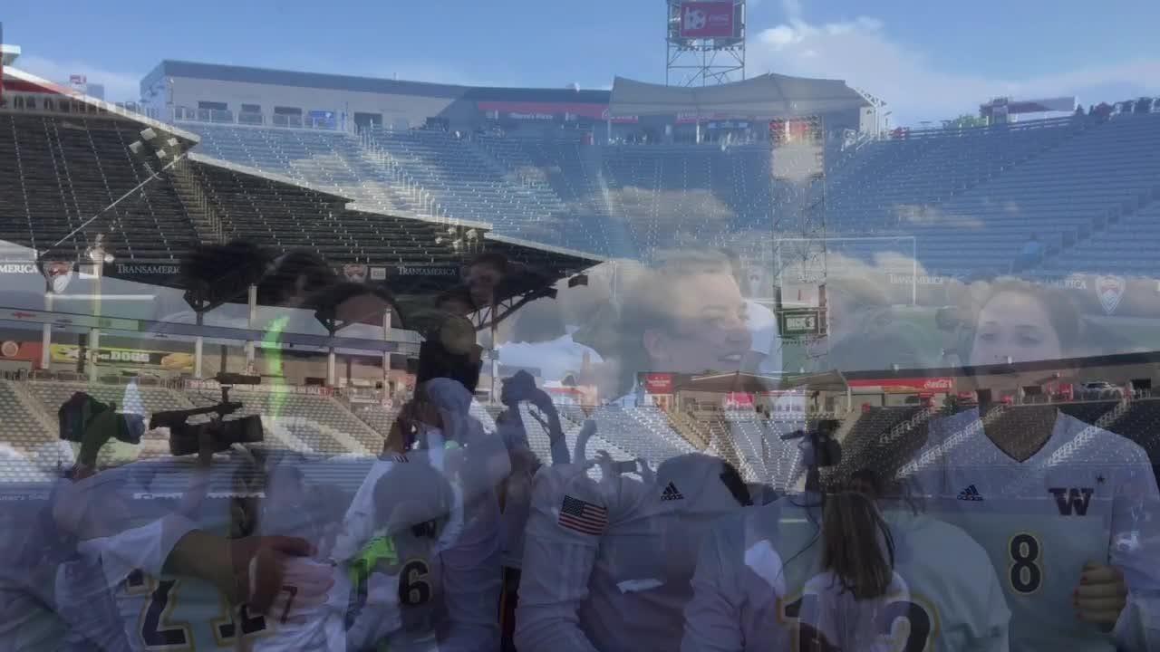 Windsor celebrates winning state soccer championship