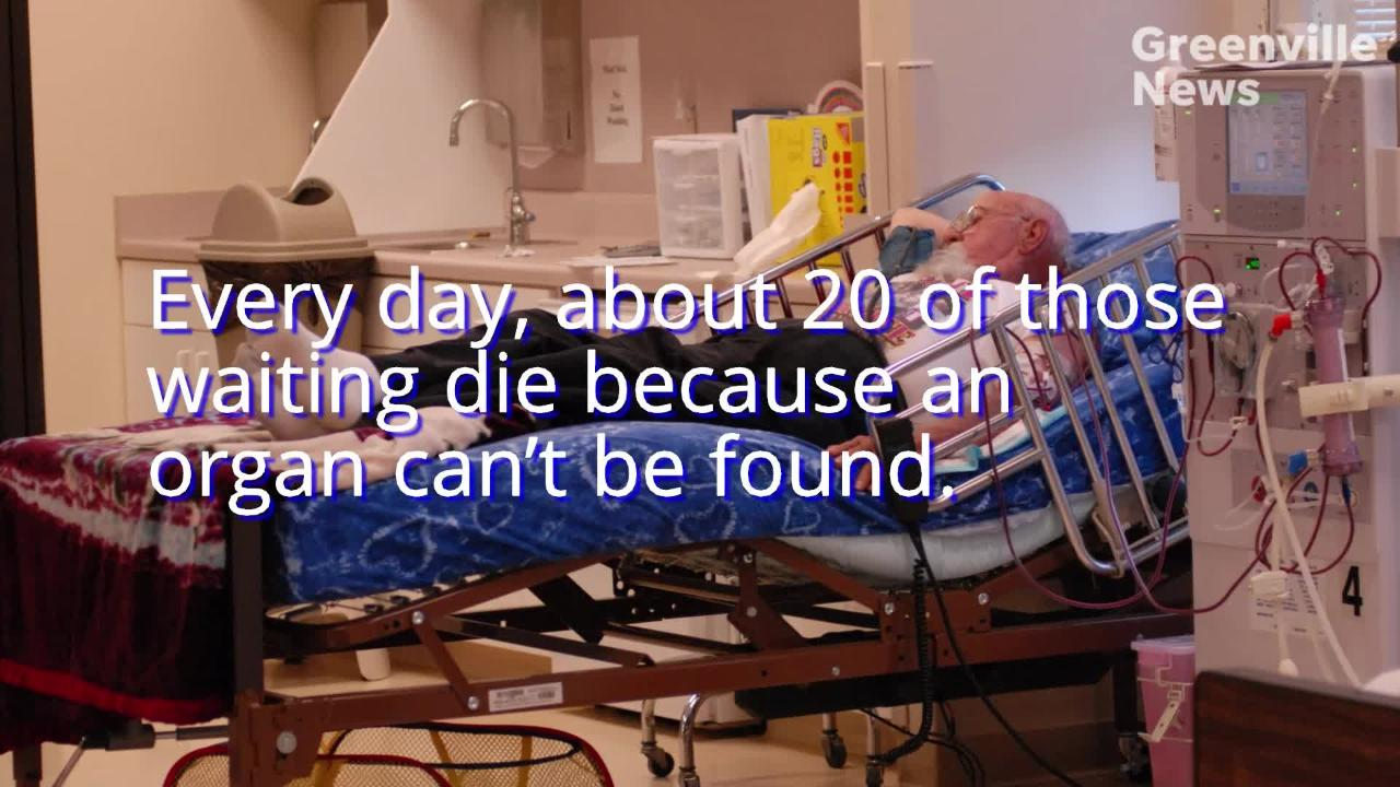 Why organ donation matters