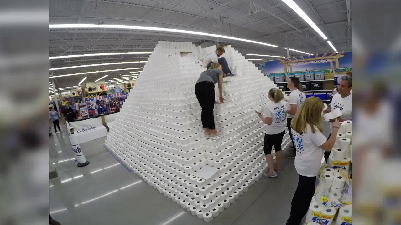 Guinness World Record set at new Meijer's store in Grand Chute