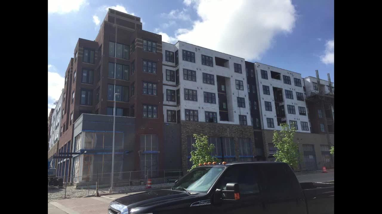 The Mayfair Collection, one of the Milwaukee area's largest mixed-use developments, is getting a big new addition: hundreds of upscale apartments.