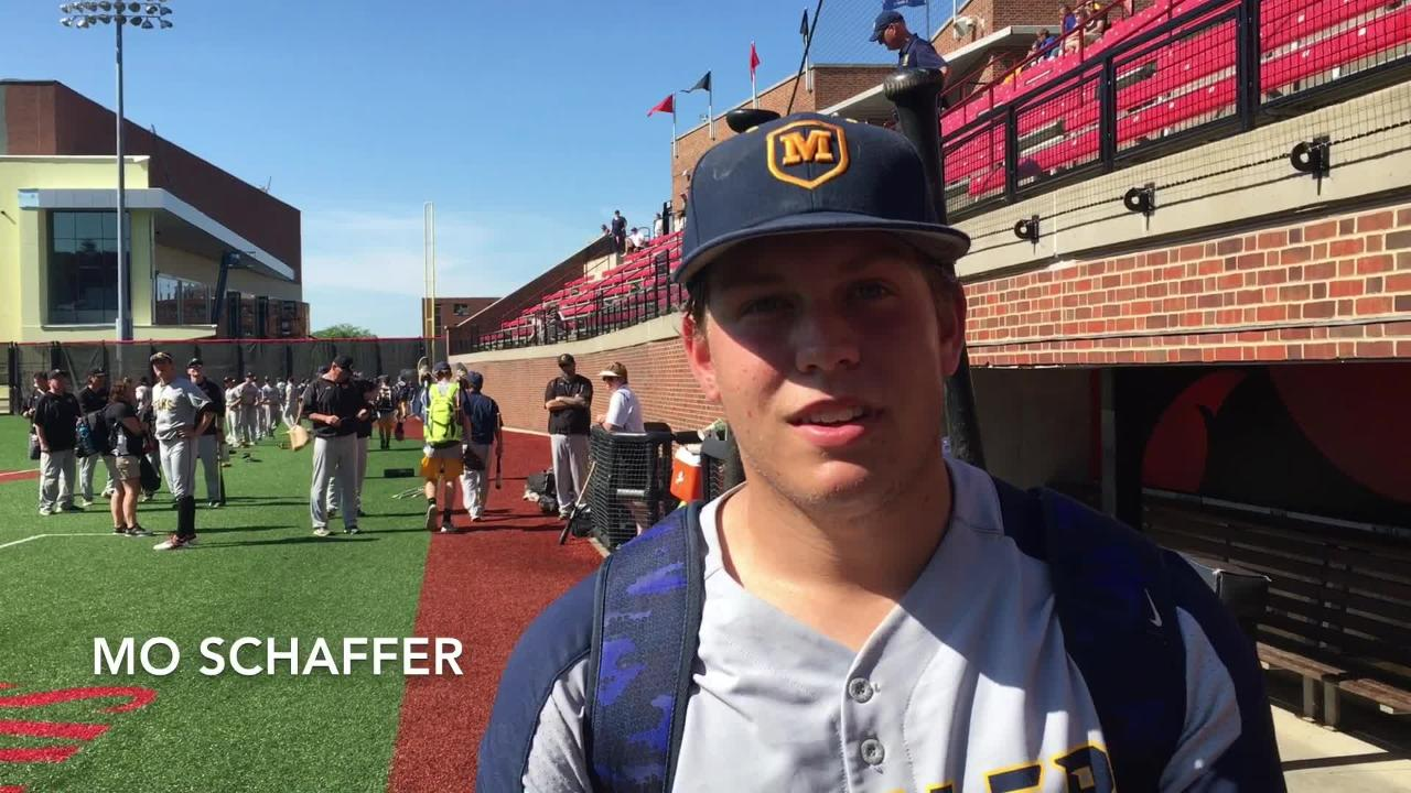 VIDEO Moeller gets by Elder in 9