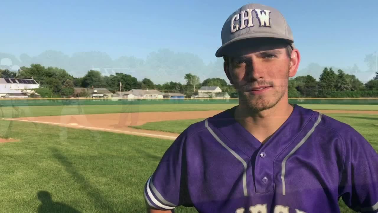 Cherry Hill West baseball beats Highland in sectional semifinals