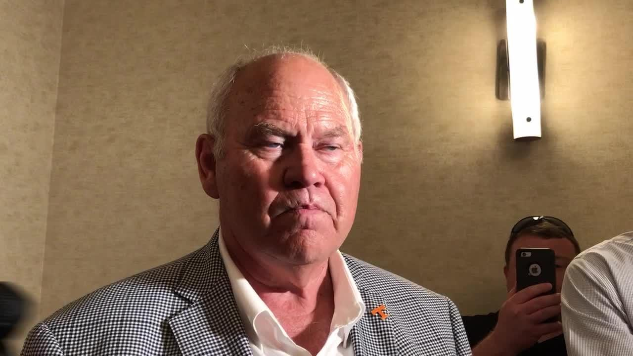Phillip Fulmer open to Vols playing in Bristol again