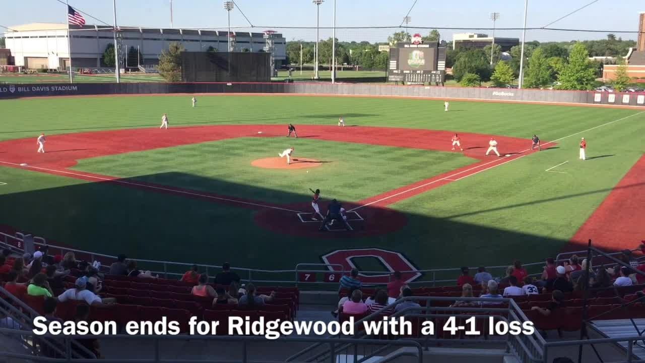 Ridgewood loses in the regional final
