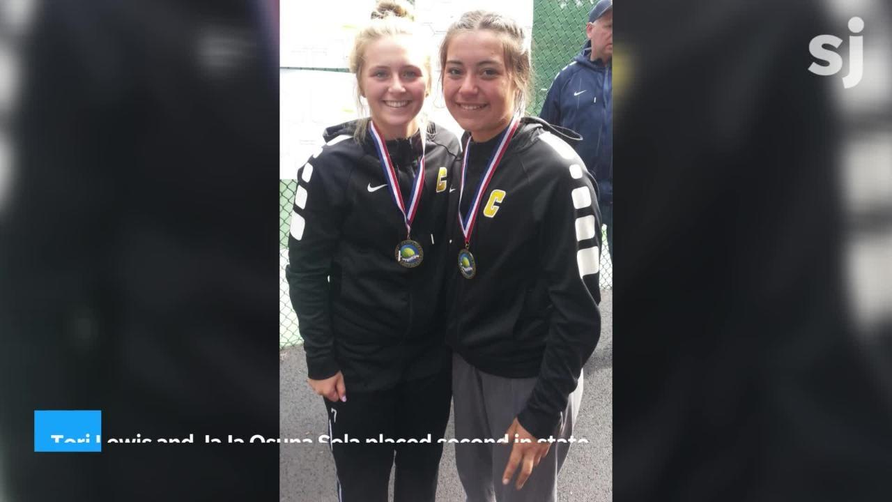 Cascade High School's girls tennis team had its best season in school history.