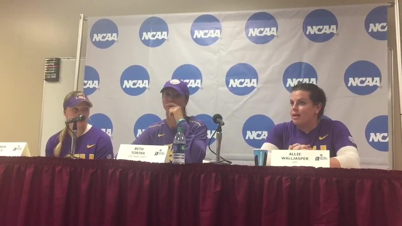 Watch it: LSU coach, players talk after 6-5 win over FSU