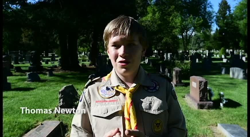 Scouts share their thoughts on Memorial Day