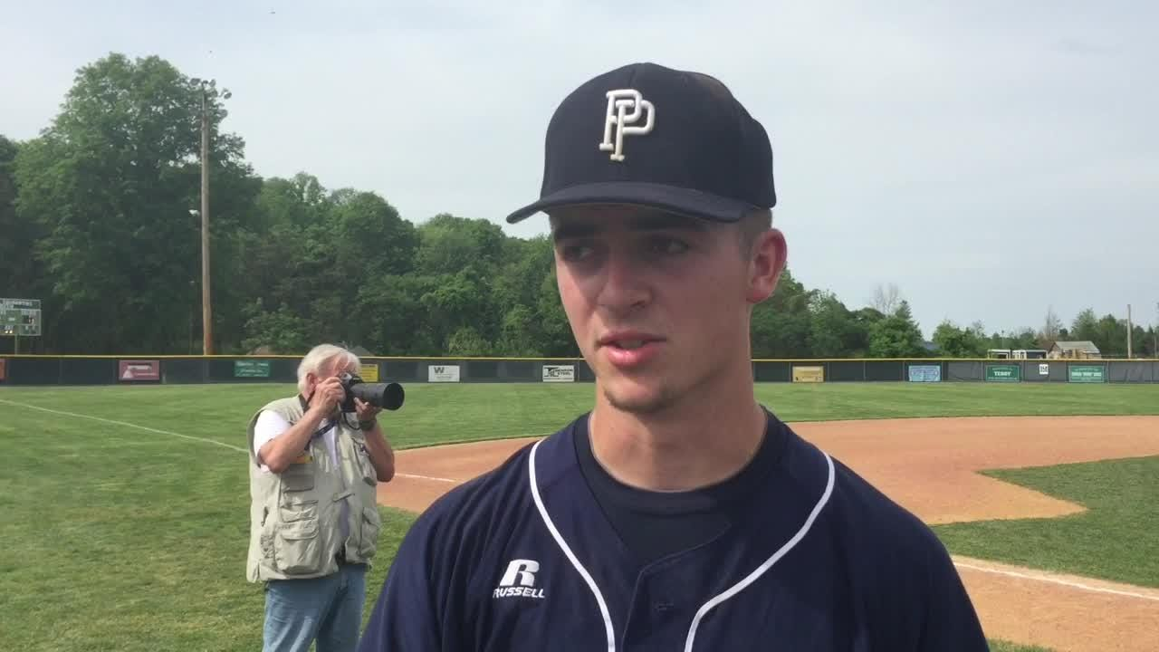 The Pine Plains baseball team won its third-straight Section 9 Class C title on Saturday, with  9-0 win over Tri-Valley.