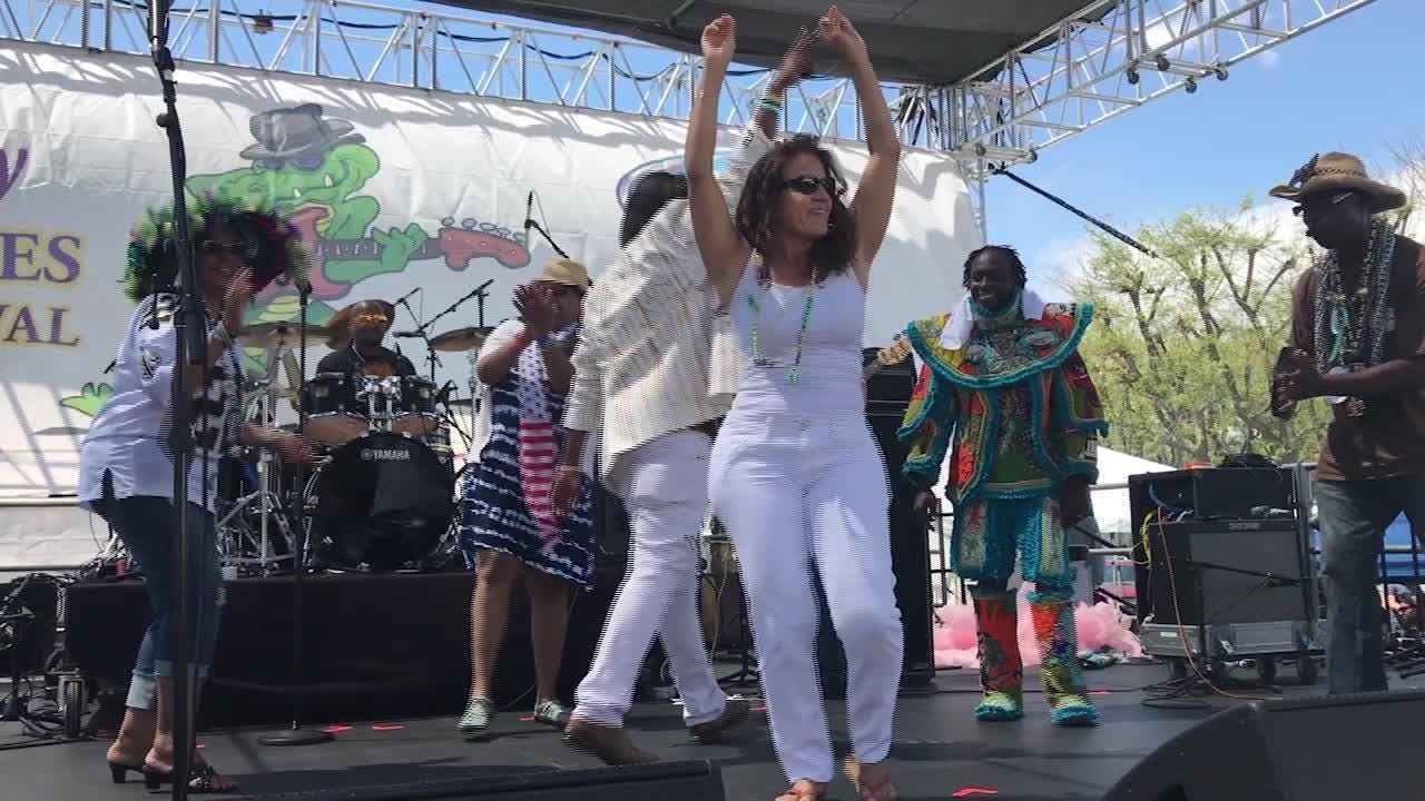 The Simi Valley Cajun & Blues Music Festival brought out a crowd when it got underway May 26, 2018, at Rancho Santa Susana Community Park.