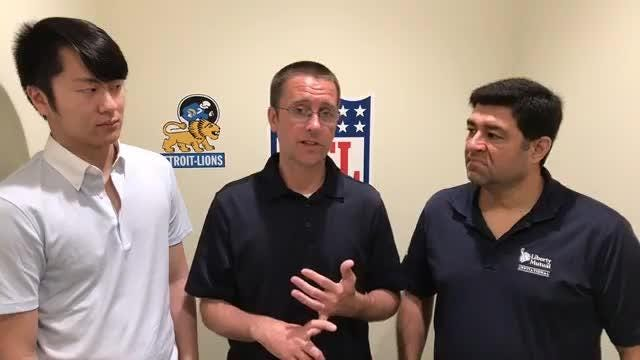 The Detroit Lions made their new assistant coaches available to the media on Tuesdsay, May, 29, 2018, and our writers shared their thoughts.