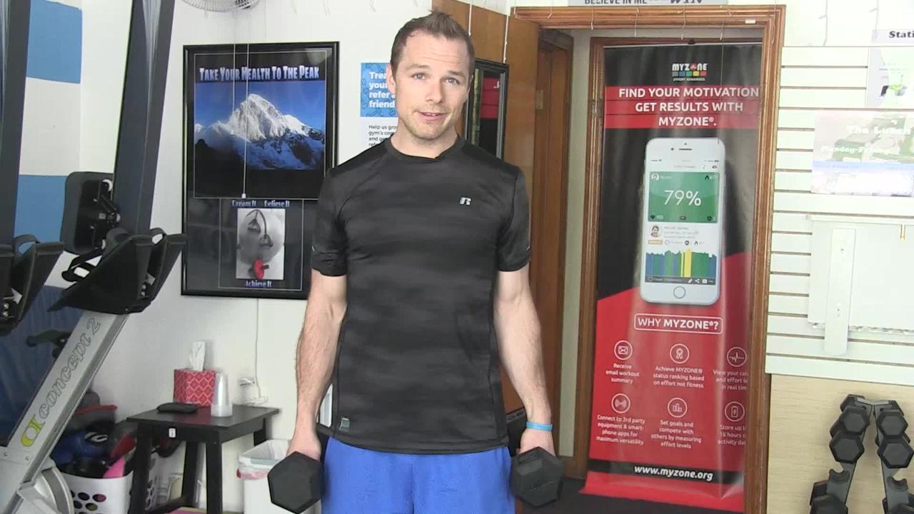 Peak Physique in West Allis helps professionals fit exercise into their schedules.