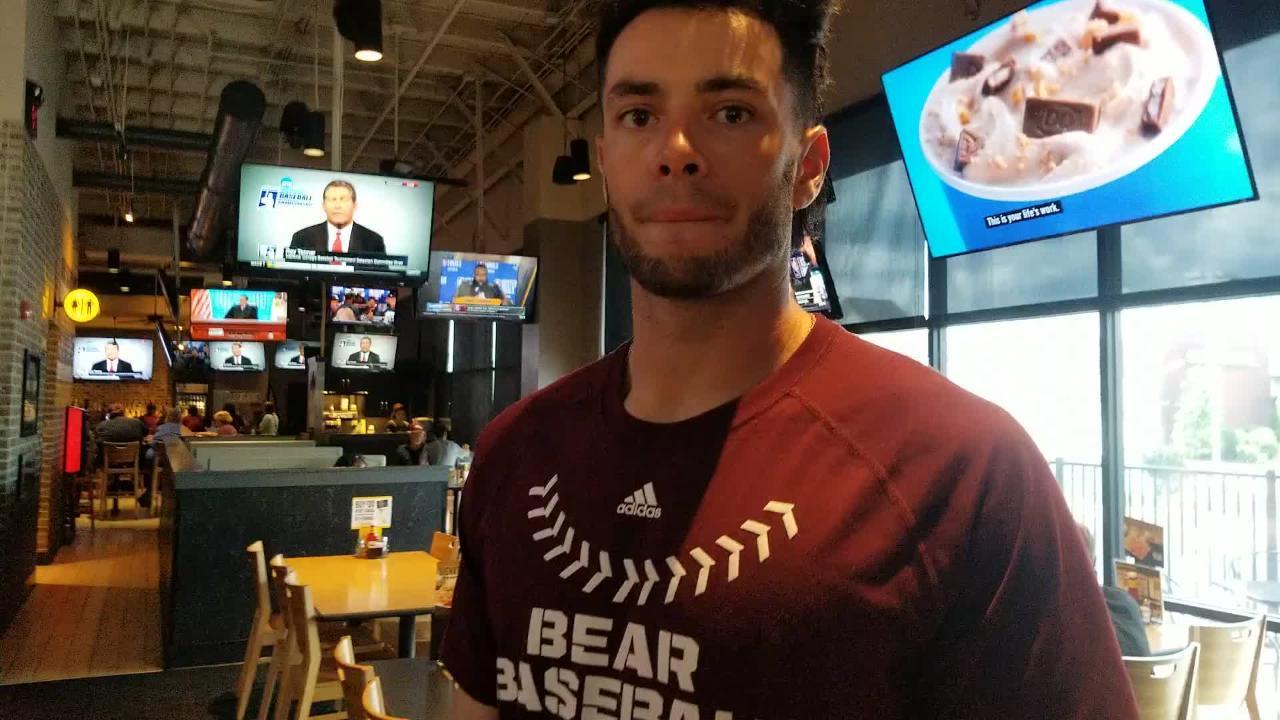 MSU starting pitcher Dylan Coleman says he feels like he's put himself in a good position for the upcoming MLB Draft.