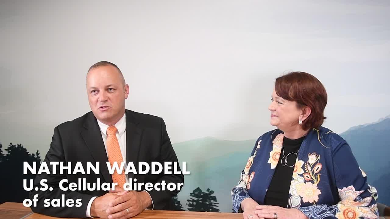 U.S. Cellular's Sharon Steward and Nathan Waddell on what makes U.S. Cellular a Top Workplace