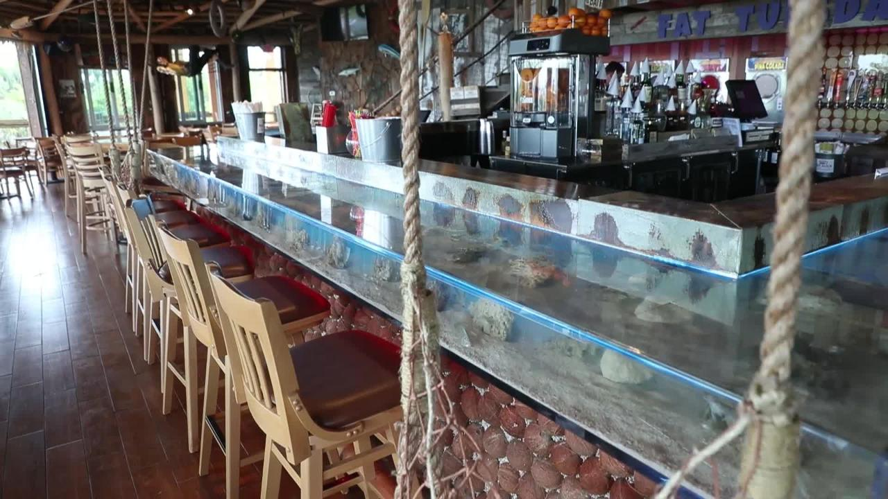 Bimini Bait Shack in Fort Myers is ridiculous. And good. — JLB review