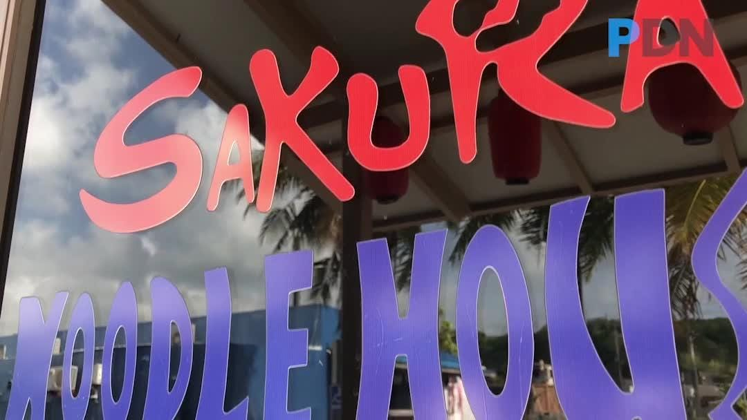 "Sakura Noodle House gets ""D"" rating"