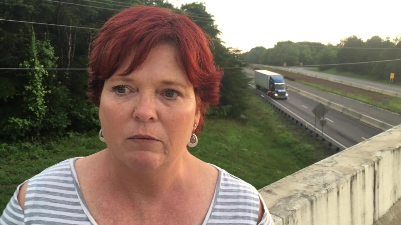 Joyce Mangrum, of Fairview, has worked for years in the towing industry and knows many in law enforcement. News of Dickson County Deputy Daniel Baker being killed in the line of duty Wednesday morning hit close to home for Mangrum.