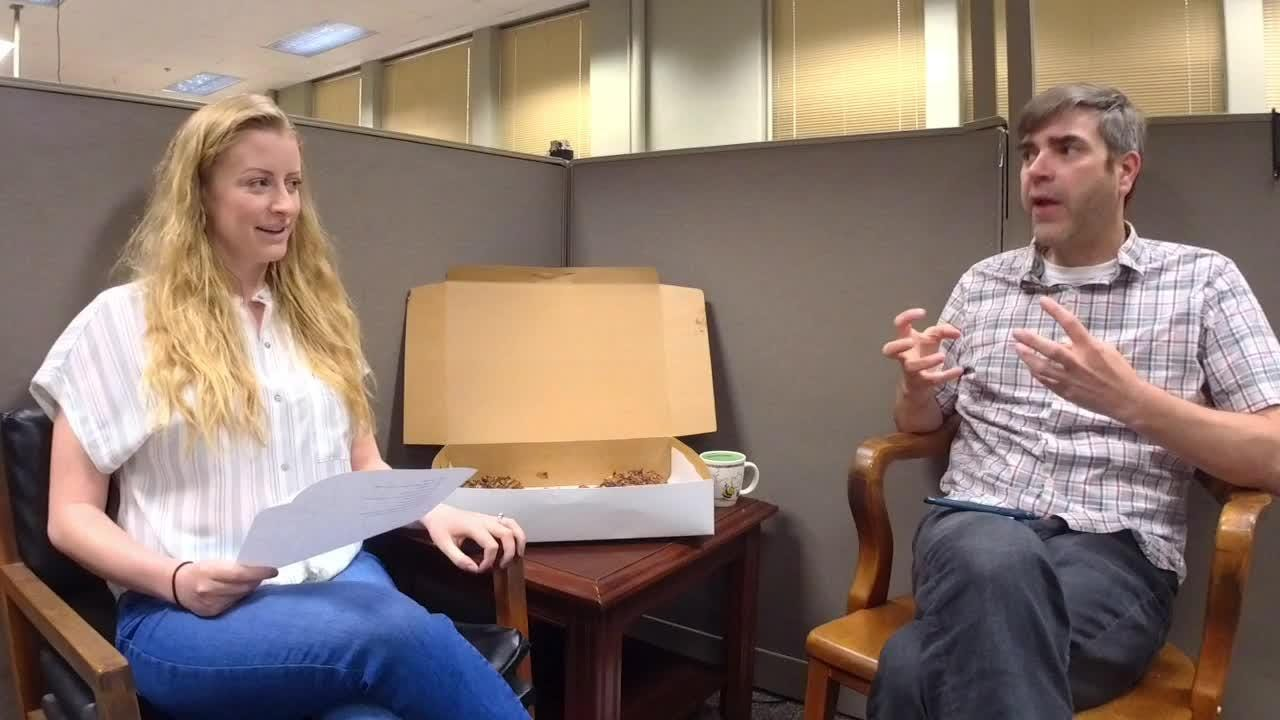 To celebrate National Doughnut Day, Jeff and Shelby discuss the important details of doughnuts. What are your favorites?