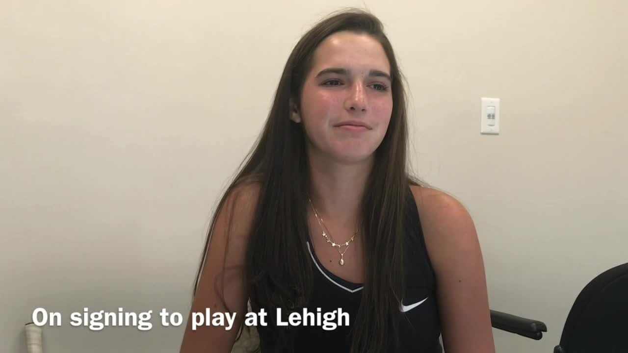 It's a fourth straight PNJ Player of the Year award for Pensacola Catholic senior Lizzie Nowak, who will continue her career with Lehigh.