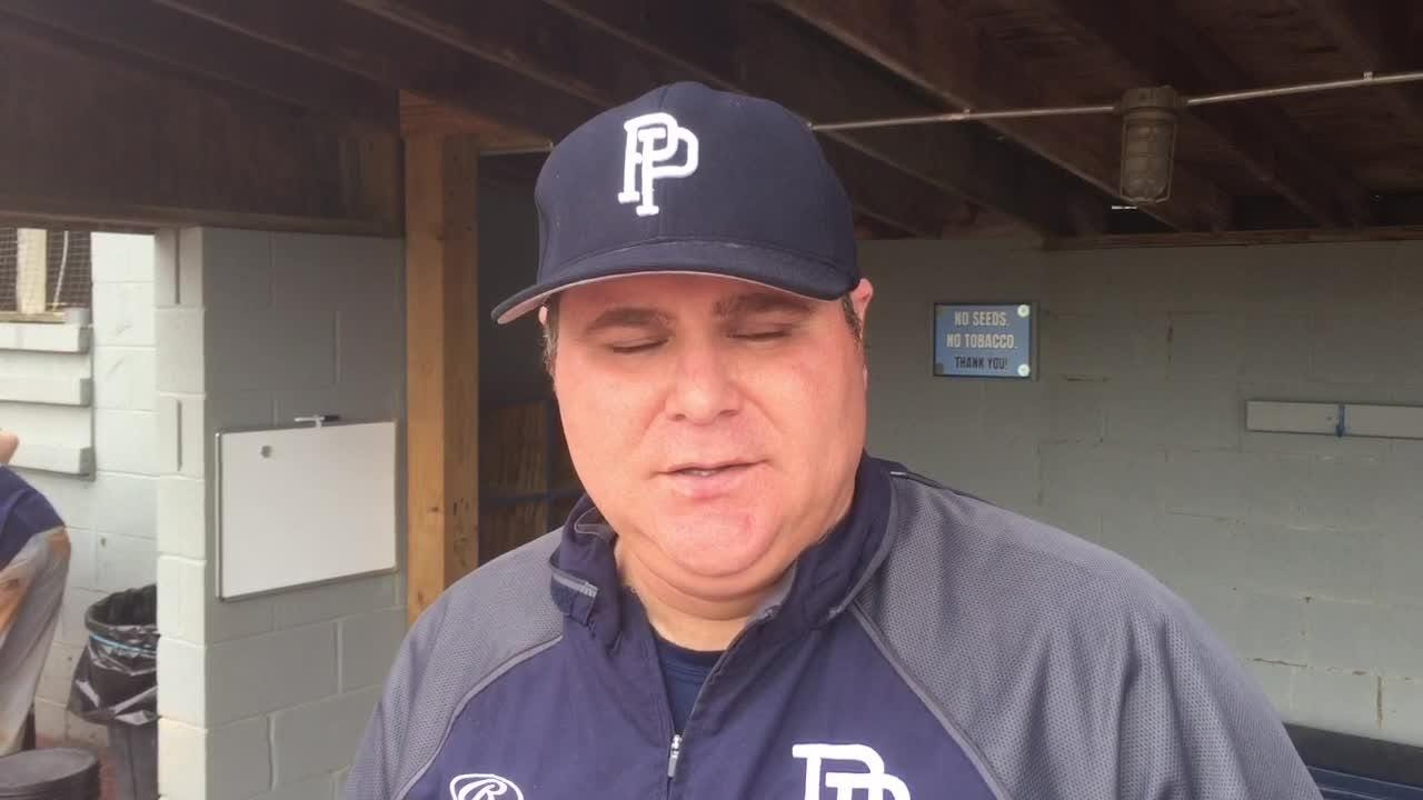 The Pine Plains baseball team lost 6-2 to East Rockaway in the Class C regional semifinal on Saturday.