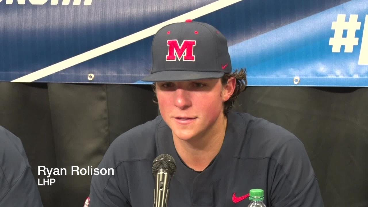 Ole Miss got the NCAA regional in Oxford off to a strong start with a 9-2 win. Mackenzie Salmon reports on what the Rebels have coming up next.