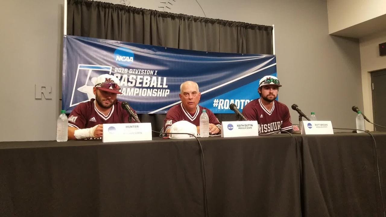 Matt Brown talks about what it was like to hit a walk-off and keep MSU career alive.