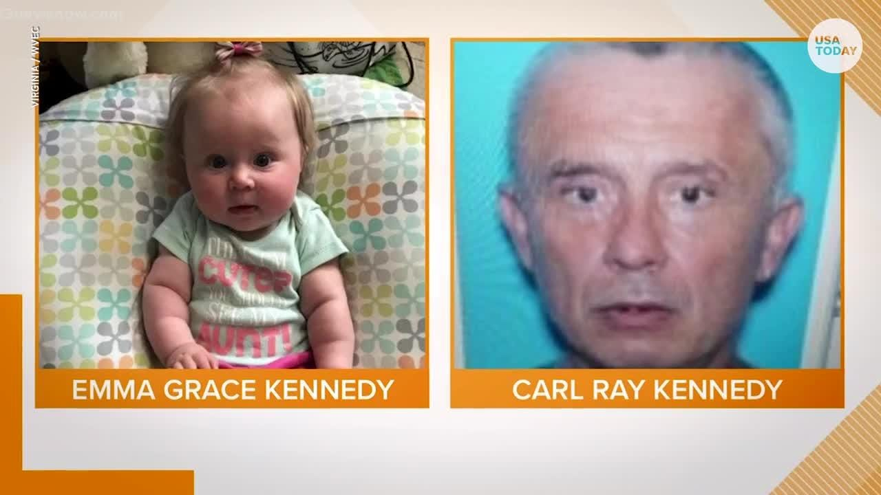 Amber alert issued in Va., N.C. after police say registered sex offender  snatched 7-month-old baby