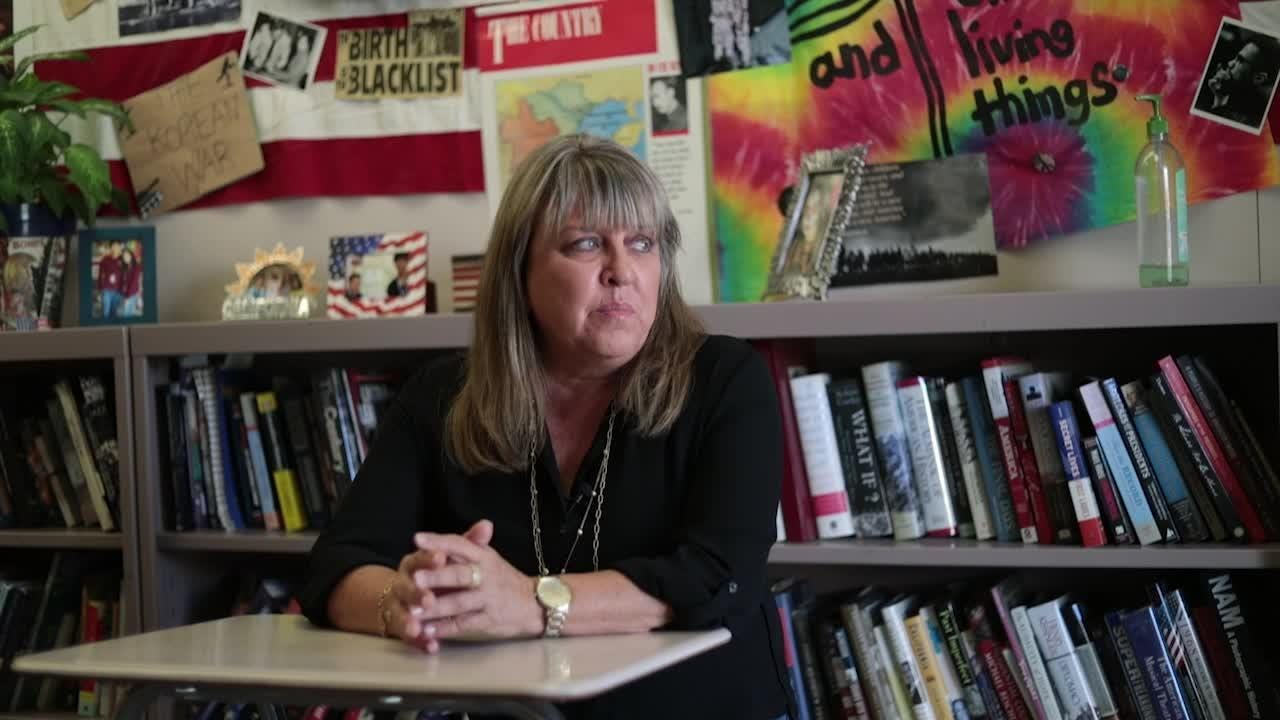 High school teachers and students of the Coachella Valley reflect on major current events of the 2017-2018 school year.