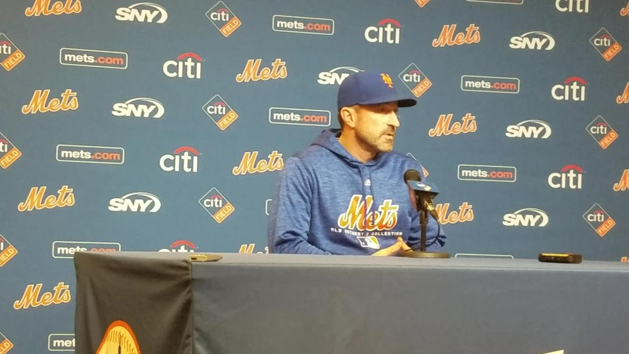 c0e149fbecd NY Mets  offensive struggles continue in 2-1 loss to the Orioles