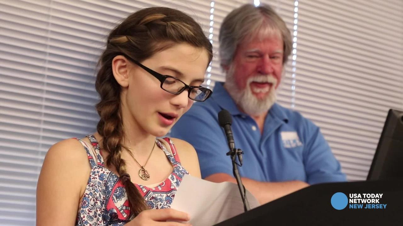 Student Voices heard at Asbury Park Press during awards reception