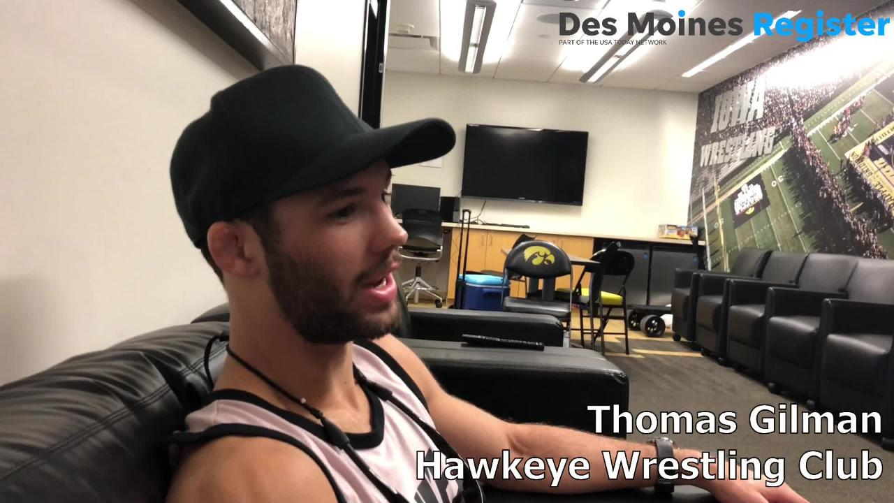 Former Iowa wrestler and 2017 world silver medalist Thomas Gilman discusses the Final X process and why it's been confusing in its first year.