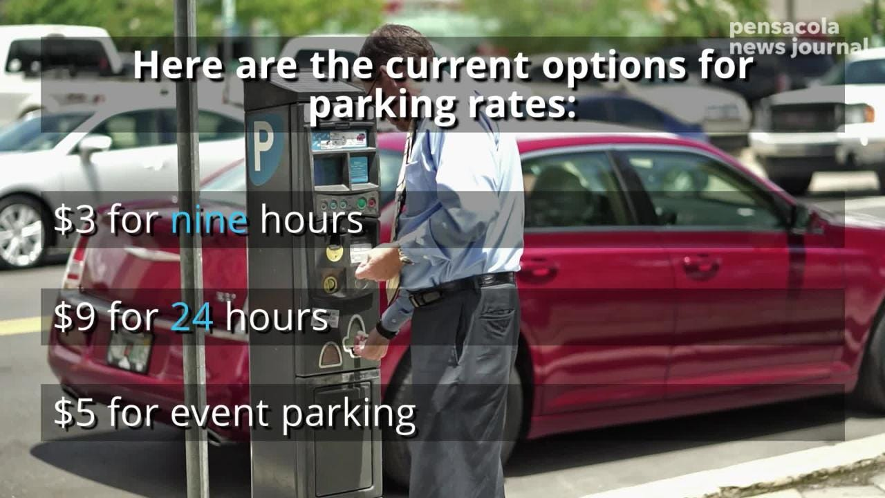 New parking rate options proposed for Jefferson Street Garage